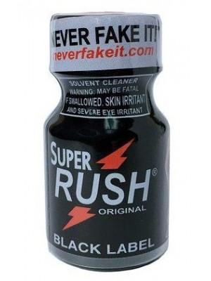 Super Rush Black Label (10ml. bottle)